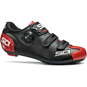 Sidi Alba 2 Shoes Men, black/red